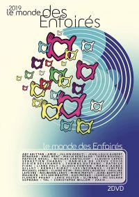 Cover Les Enfoirés - 2019: Le monde des Enfoirés [DVD]